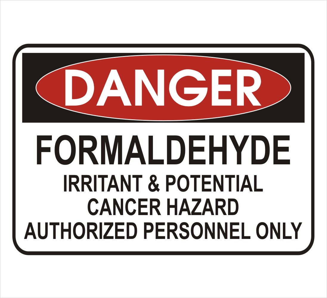 Green Chemistry Co-Founder Boxed In By Formaldehyde Politics