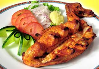 Chicken Tikka Recipe in English - lahorerecipes.blogspot.com