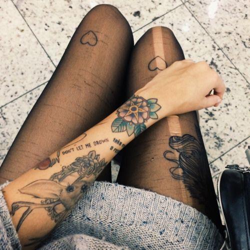 Tatuajes Originales Para Mujer En El Antebrazo Belagoria La Web