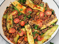 paleo one pot lasagna skìllet (aìp, whole30, keto)