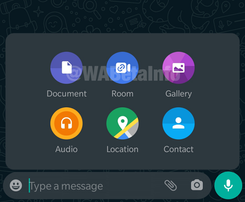 Messenger Rooms Shortcut Now Rolling out to WhatsApp on Android