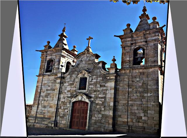 Igreja de Santa Maria, Celorico da Beira