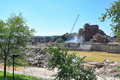 DC Real estate news - DC General demolition