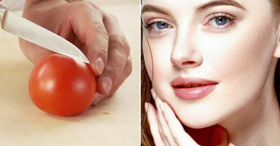 Delicia De Ver Receitas De Beleza Mascara Noturna De Tomate Para