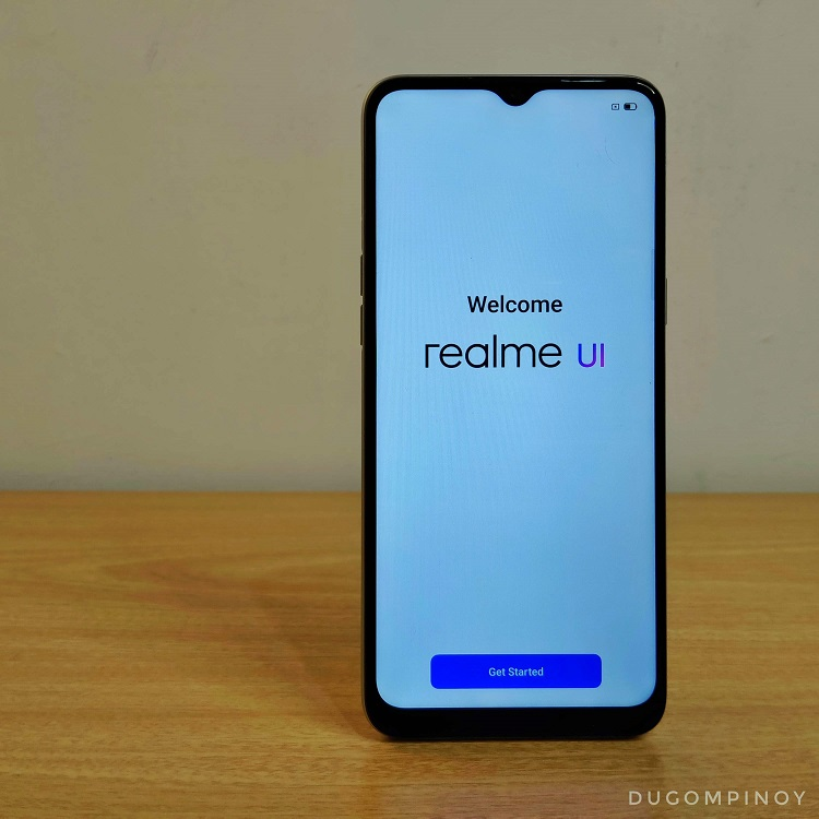 realme 6i unboxing and initial review