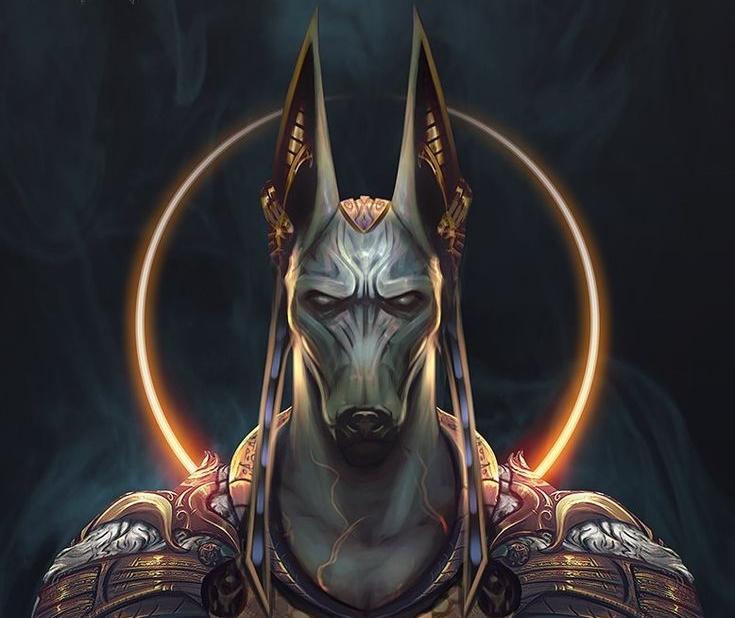 Anúbis: O Deus Egípcio Dos Mortos