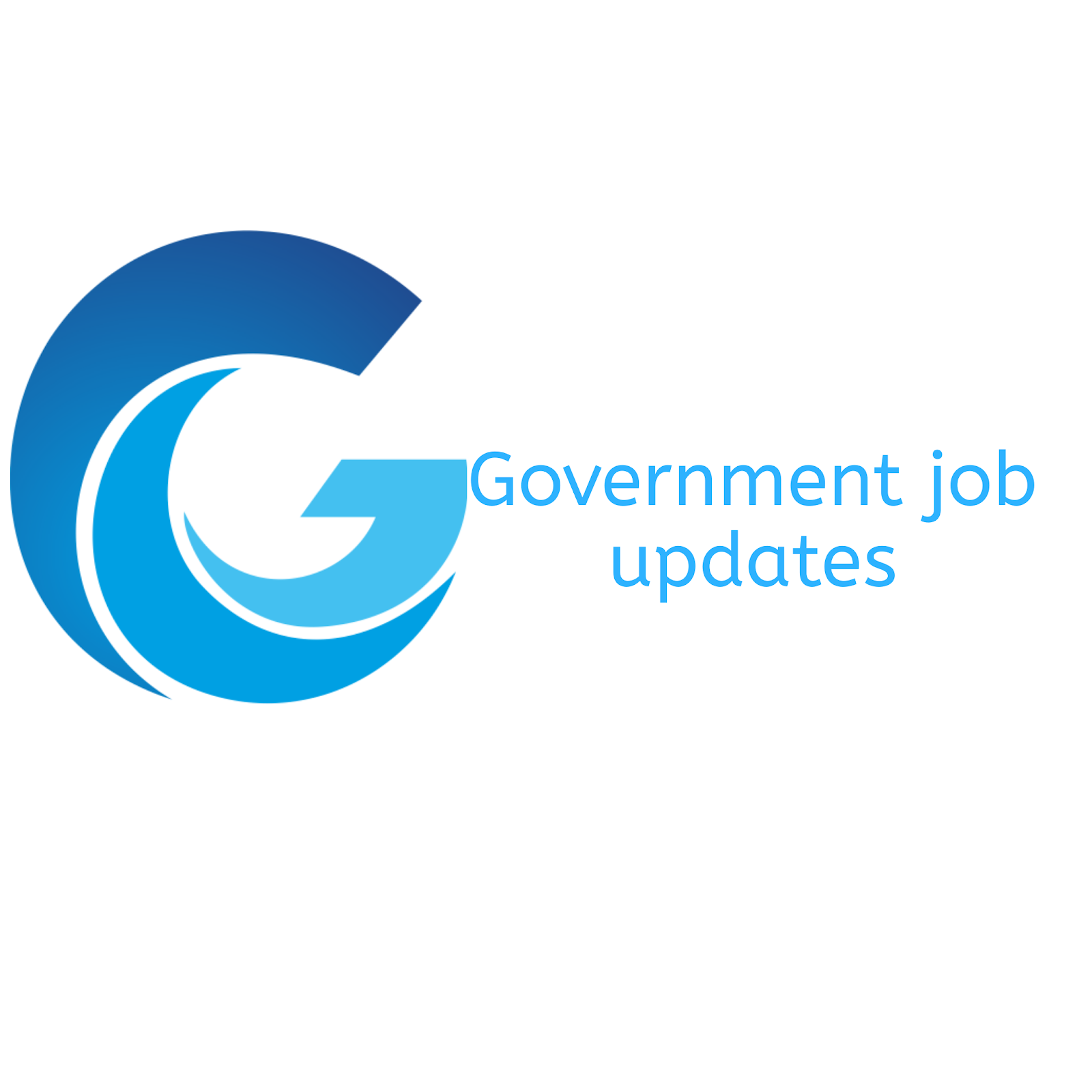 free Government job update