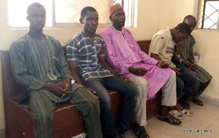 Kano 'blasphemy' killing suspects