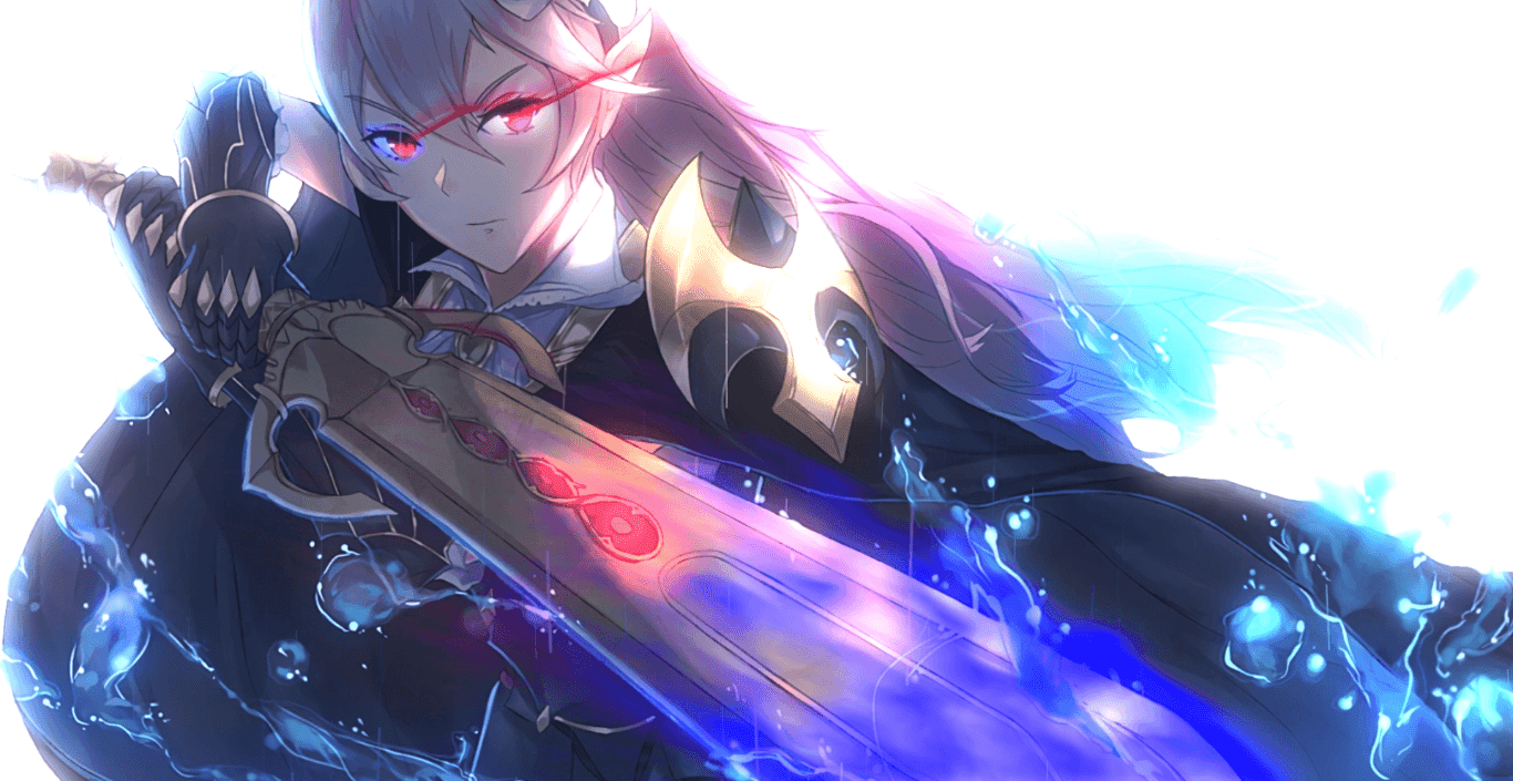 F. Corrin - Fire Emblem Fates [Wallpaper Engine Anime]