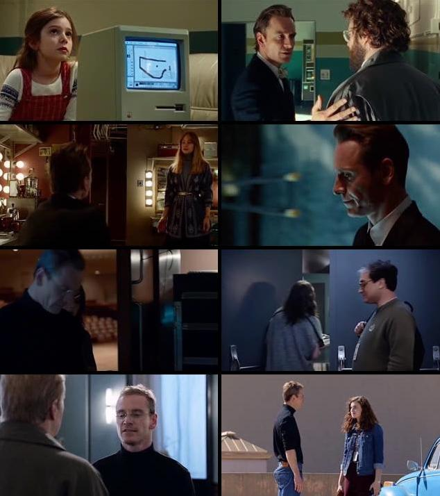 Steve Jobs 2015 English DVDScr 700MB