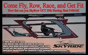 Ride the Skyride at the SkyRide Farm
