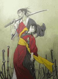 جميع حلقات الأنمي Mugen no Juunin: Immortal مترجم
