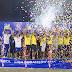 Ecuador, campeón de la Zona Norte de la Liga Sudamericana.
