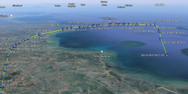 Amatan Roy Suryo, Sriwijaya Air Alami Penurunan Ketinggian dari 10 Ribu Kaki ke 250 Kaki dalam 21 Detik