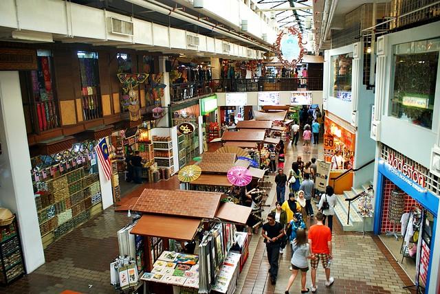 Paket Wisata Murah ke Central Market Kuala Lumpur
