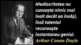 Maxima zilei: 22 mai -  Arthur Conan Doyle
