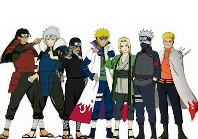 Hokage Konoha Naruto