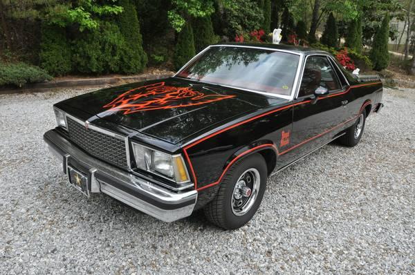Very Special 1979 Chevrolet El Camino