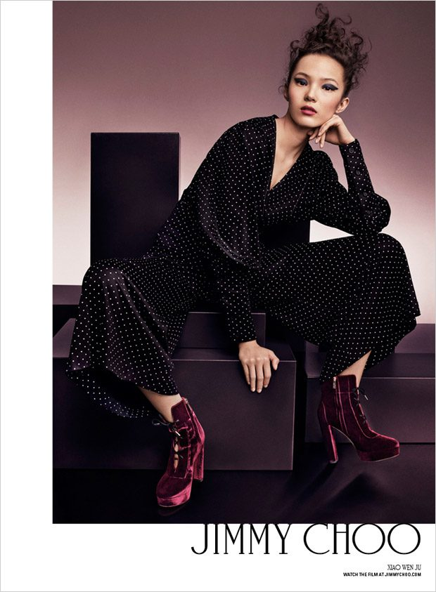 Jimmy Choo Fall/Winter 2016 Campaign