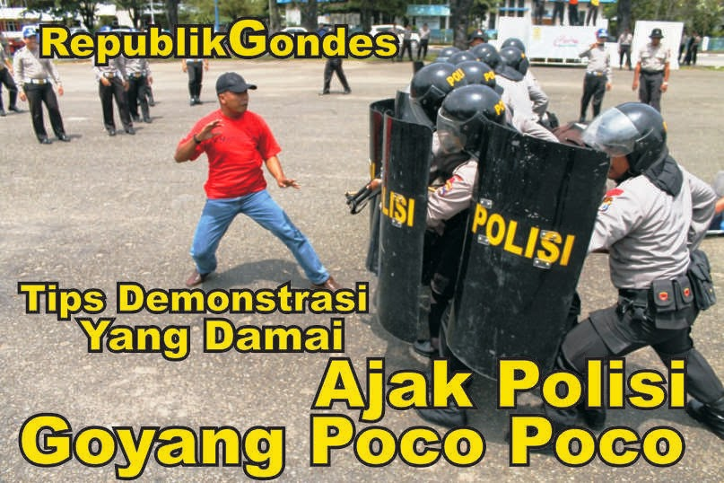Tips Lucu Konyol Demonstrasi  Mei Humor Lucu Kocak Gokil Terbaru Ala Indonesia