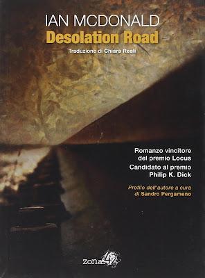 Desolation Road, di Ian McDonald recensione