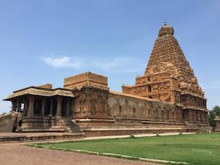 Amazing facts of Brihadishvara temple