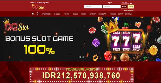 Qqslot Com I Bonus Freebet Gratis Rp 10 000 Tanpa Deposit Freebet Gratis