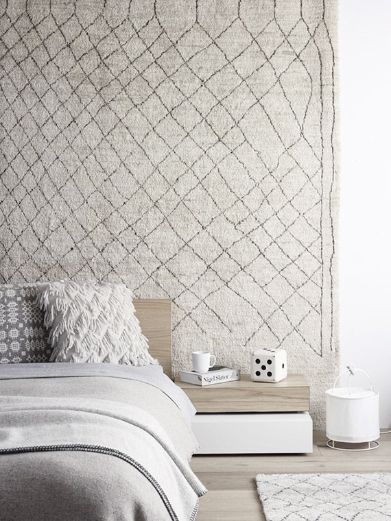 High-impact things to hang over your headboard |