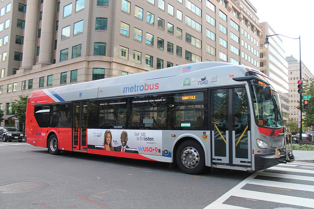new columbia heights city to add rush hour bus lane to 16th street convert s1 to express bus. Black Bedroom Furniture Sets. Home Design Ideas