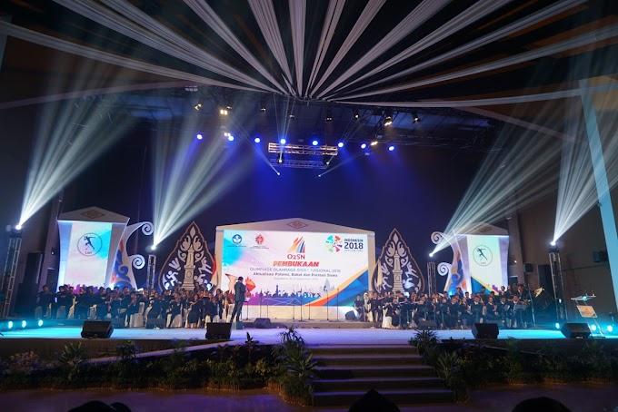 Olimpiade Olahraga Siswa Nasional, Ajang Unjuk Prestasi Pelajar Seluruh Indonesia