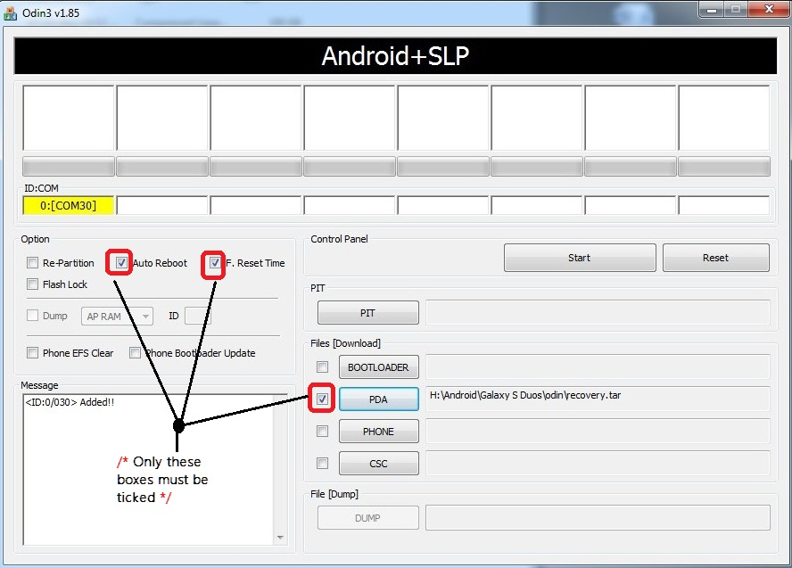 Root Galaxy S Duos (and Install Clockworkmod Recovery