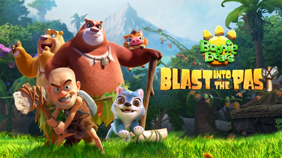 Boonie Bears Blast into the Past Movie Hindi Download