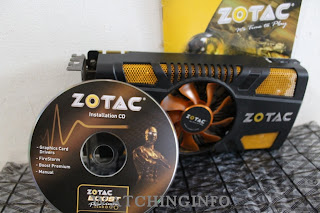 Review Singkat Zotac GTX 560 Ti