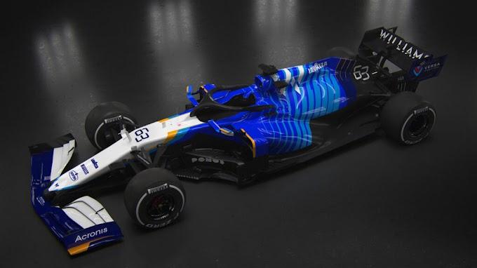 F1, svelata la Williams FW43B