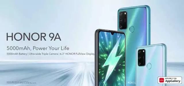 Honor 9A has been launched in India with 5,000 mAh Battery: Triple Rear Camera Setup