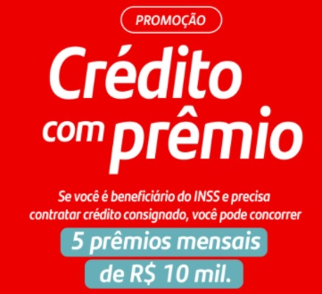Cadastrar Promoção Santander 2020 Crédito Com Prêmio 10 Mil Reais - Prêmios Mensais