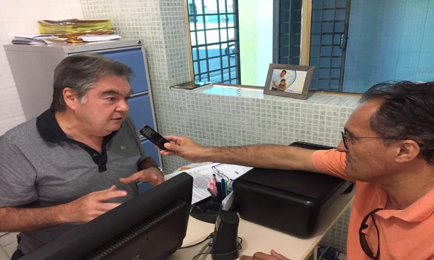 lindolfo nove - Após reunião, Lindolfo Pires defende criação do Fórum Paraibano de Mudanças Climáticas no Sertão