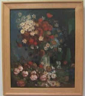 Неизвестный натюрморт Ван Гога