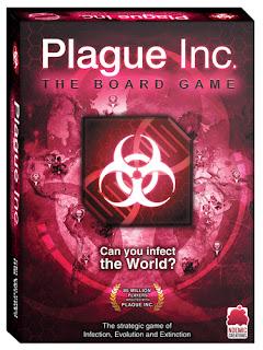 Plague Inc. el juego de tablero