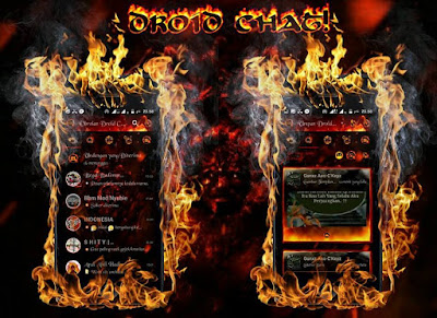 Droid Chat! v13.0.13 Legend Of Fire - Based Version 3.1.0.13