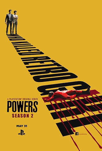 Powers Season 2 Complete Download 480p & 720p All Episode