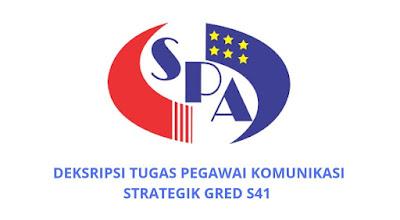Gaji, Kelayakan & Tugas Pegawai Komunikasi Strategik Gred S41