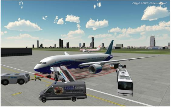 Flight 787 – Advanced
