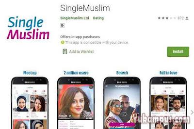 single muslim aplikasi