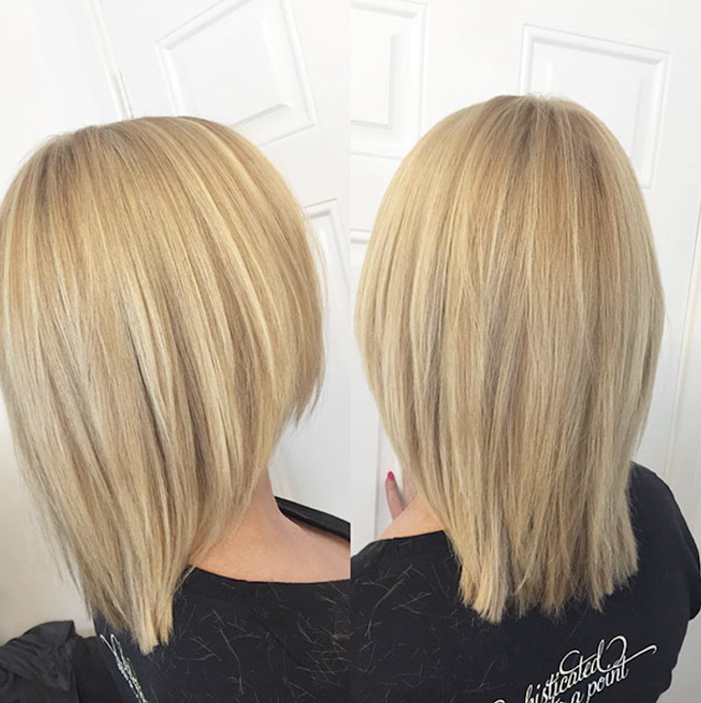 very short straight hair 2019 for round face