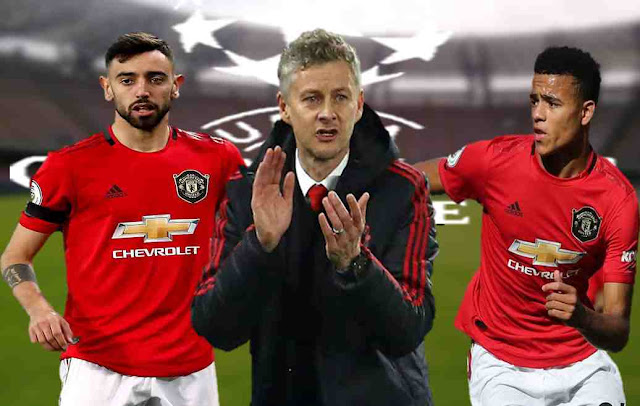 THE RACE IS ON - How Man-Utd, Chelsea and Leicester will end up for Champions League.