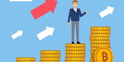 ارتفاع جماعي.. في أسعار العملات الرقمية و الBTC يكسر حاجز 8000دولار