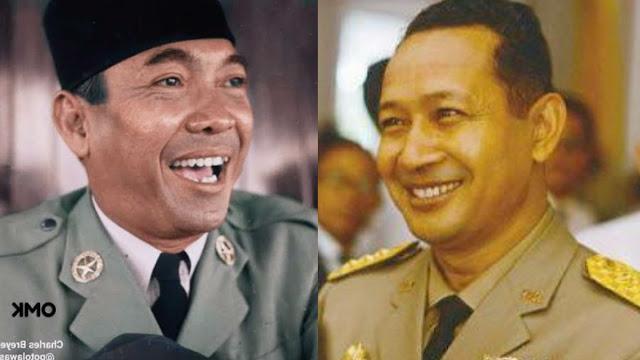 Perbedaan Bung Karno dengan Pak Harto soal G30S