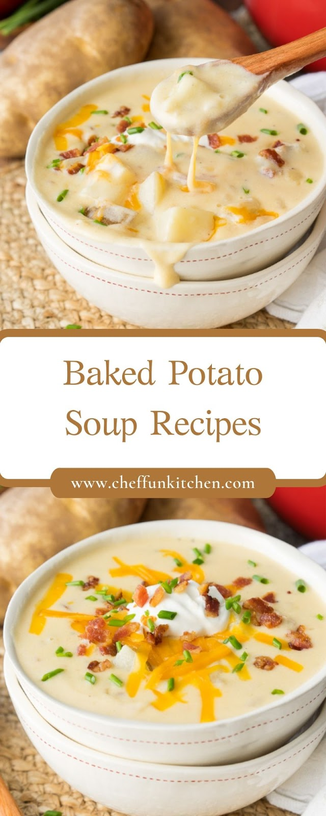 Baked Potato Soup Recipes