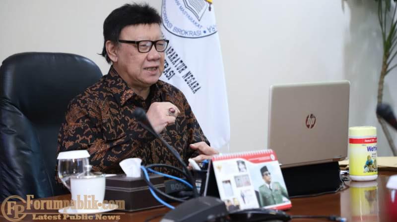 Menteri PANRB: ASN yang Unggul Menuju Birokrasi Adaptif Pasca-Pandemi